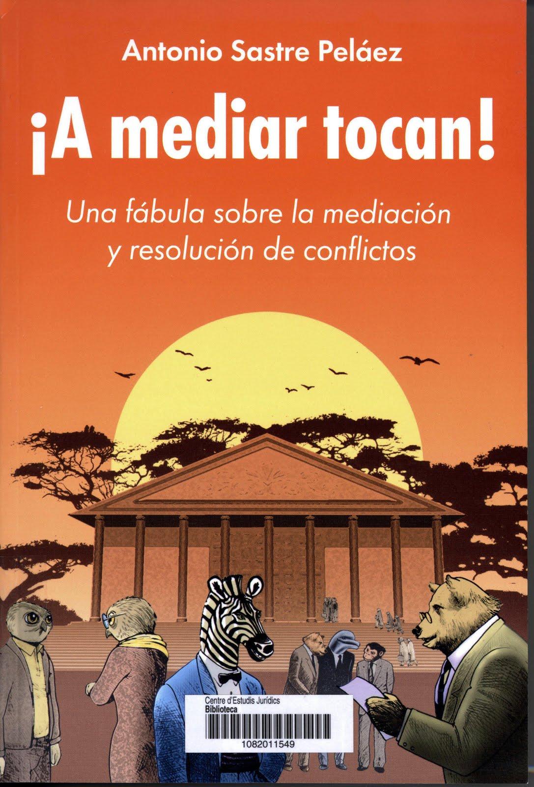 Libro Antonio Sastre. A mediar Tocan